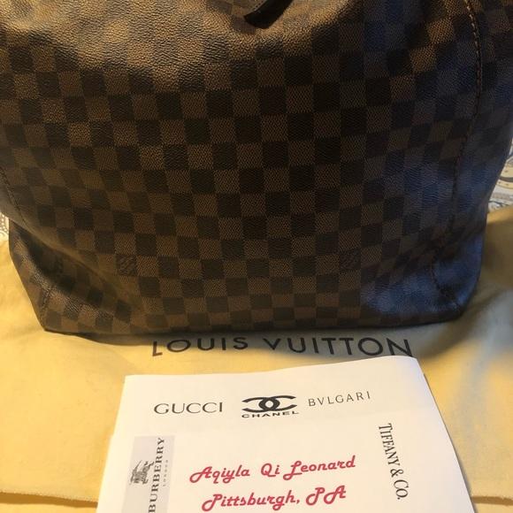 Louis Vuitton Handbags - Retired Louis Vuitton Portobello GM